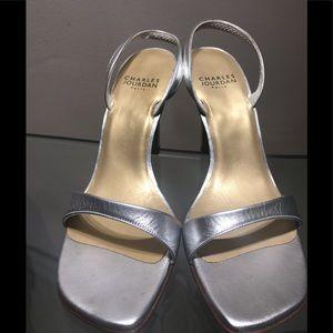 Hi heel sandals